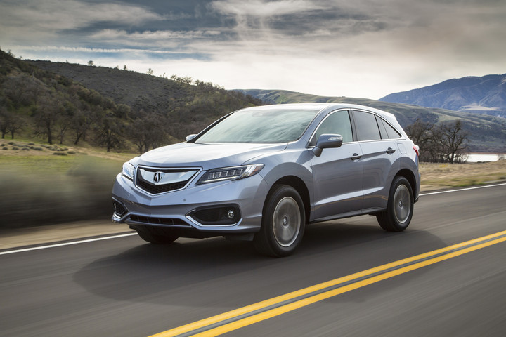 2017 Acura RDX AWD on Everyman Driver