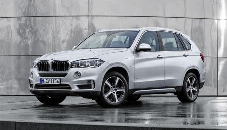 2016 BMW X5 xDrive40e Plug-In-Hybrid on Everyman Driver
