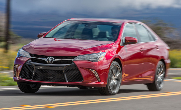 2017 Toyota Camry on Everyman Driver with Dave Erickson