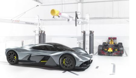Aston Martin AM-RB 001 Revealed on Everyman Driver 4