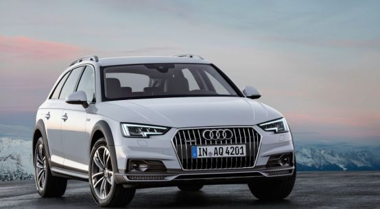 2017 Audi A4 Allroad Coming This Fall on Everyman Driver