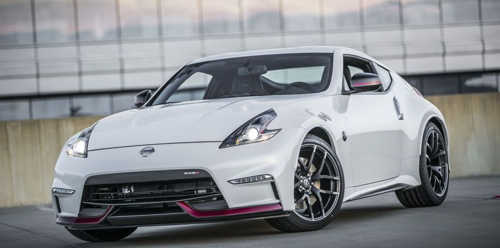 2016 Nissan 370Z Nismo on Everyman Driver, Dave Erickson, Dave Smith Nissan