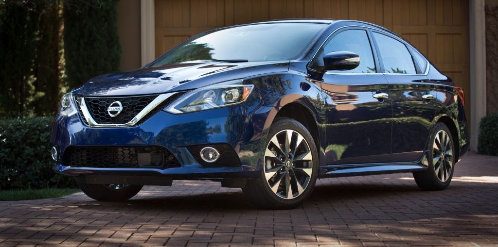 2016 Nissan Sentra on Everyman Driver