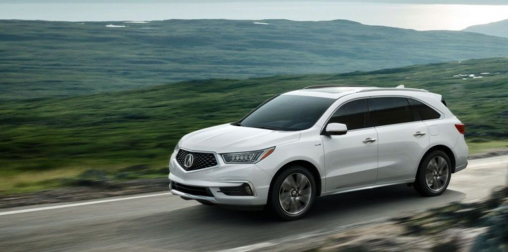 2017 Acura MDX: New Car Quickie on Everyman Driver, Dave Erickson