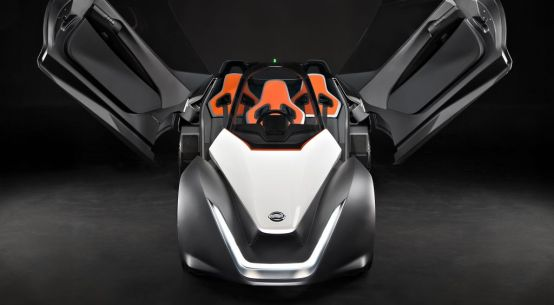 Nissan BladeGlider Electric Car on Everyman Driver with Dave Erickson