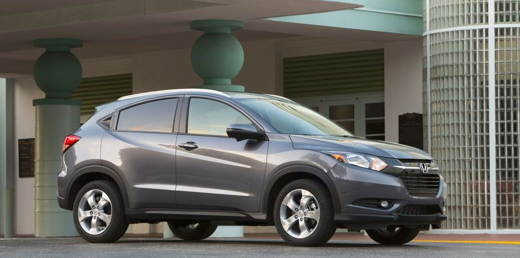 2017 Honda HR-V on Everyman Driver