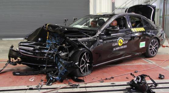Everyman Driver: First Class On Safety, At A Price