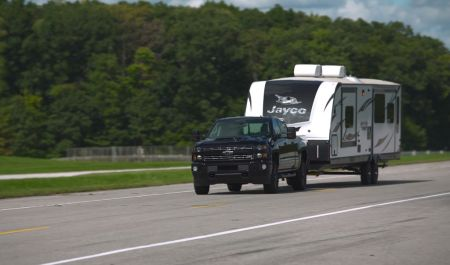 Everyman Driver: Chevrolet Joins Trailering Leaders To Create Integrated Experience
