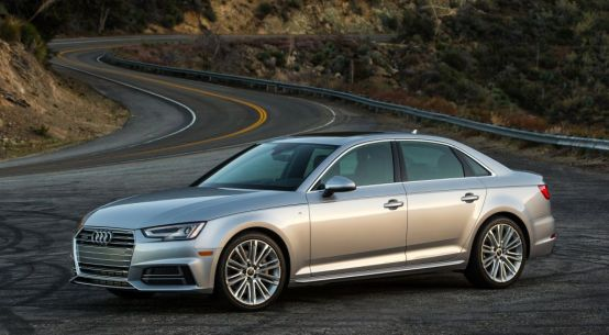 Everyman Driver: 2017 Audi A4 Features 6-Speed Manual with All-Wheel Drive Standard