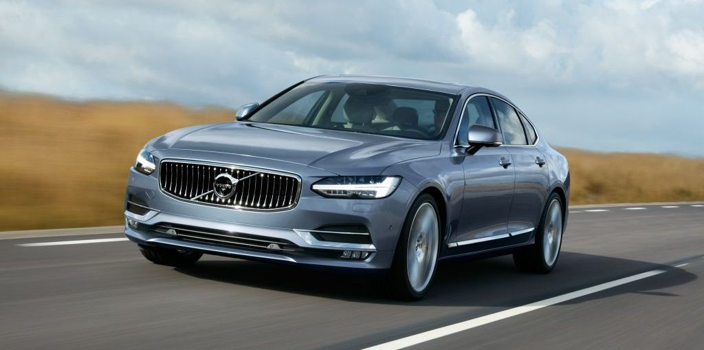 Everyman Driver: 2017 Volvo S90 T6 AWD Inscription Detailed Drive and Review