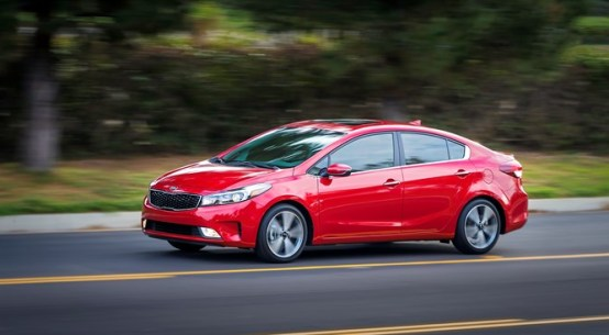 2017 Kia Forte Sedan on Everyman Driver with Dave Erickson