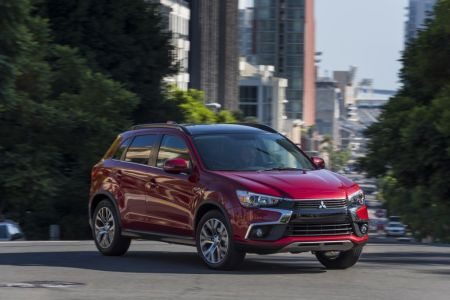 2017 Mitsubishi Outlander Sport Drive and Review