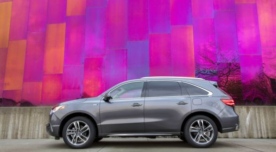 2017 Acura MDX Sport Hybrid on Everyman Driver with Dave Erickson