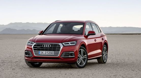 2018 Audi Q5 on Everyman Driver with Dave Erickson