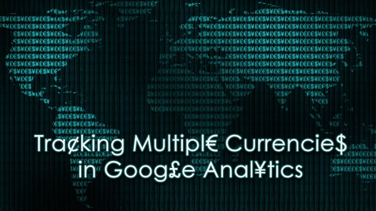 How to set up Multi-currency in Google Analytics using Google Tag Manager – Airline Example