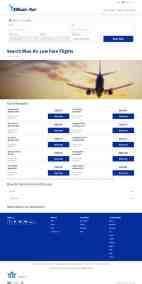 Blue Air airTRFX page