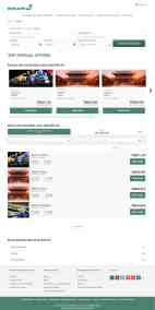 EVA Air airTRFX page