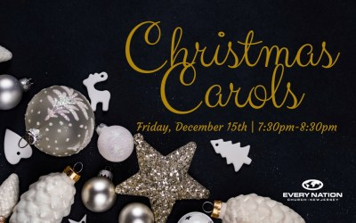 Christmas Carols w/ Every Nation NJ