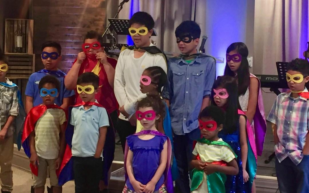 Children's Ministry Newsletter July 2018