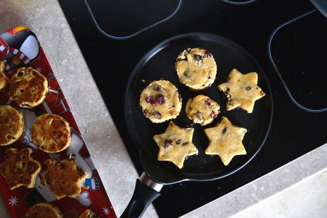 Christmas Welshcakes