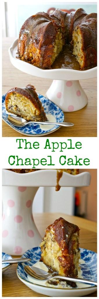 The Apple Chapel Cake