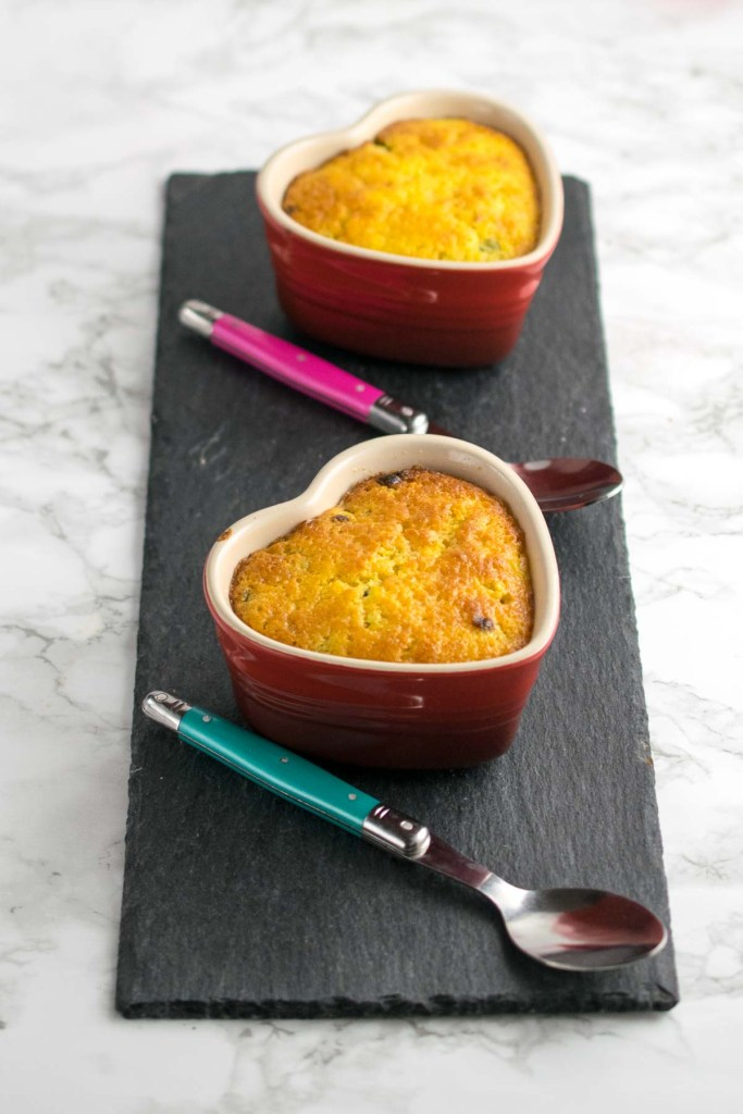 Passion Puddle Pudding