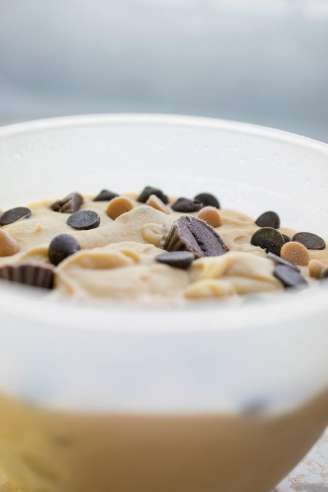 Peanut Butter No Churn Ice Cream-4
