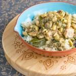 IP Cashew Chicken Curry