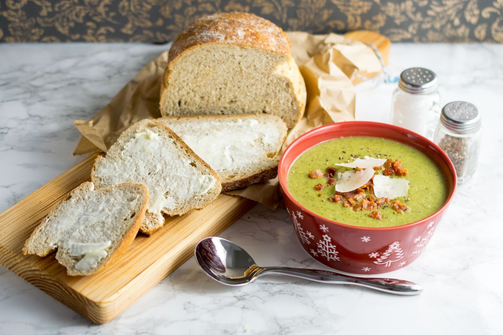 instant-pot-broccoli-and-bacon-soup-2