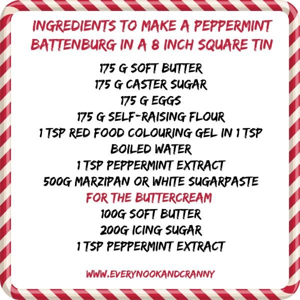 8-inch-cake-tin-battenburg-ingredients