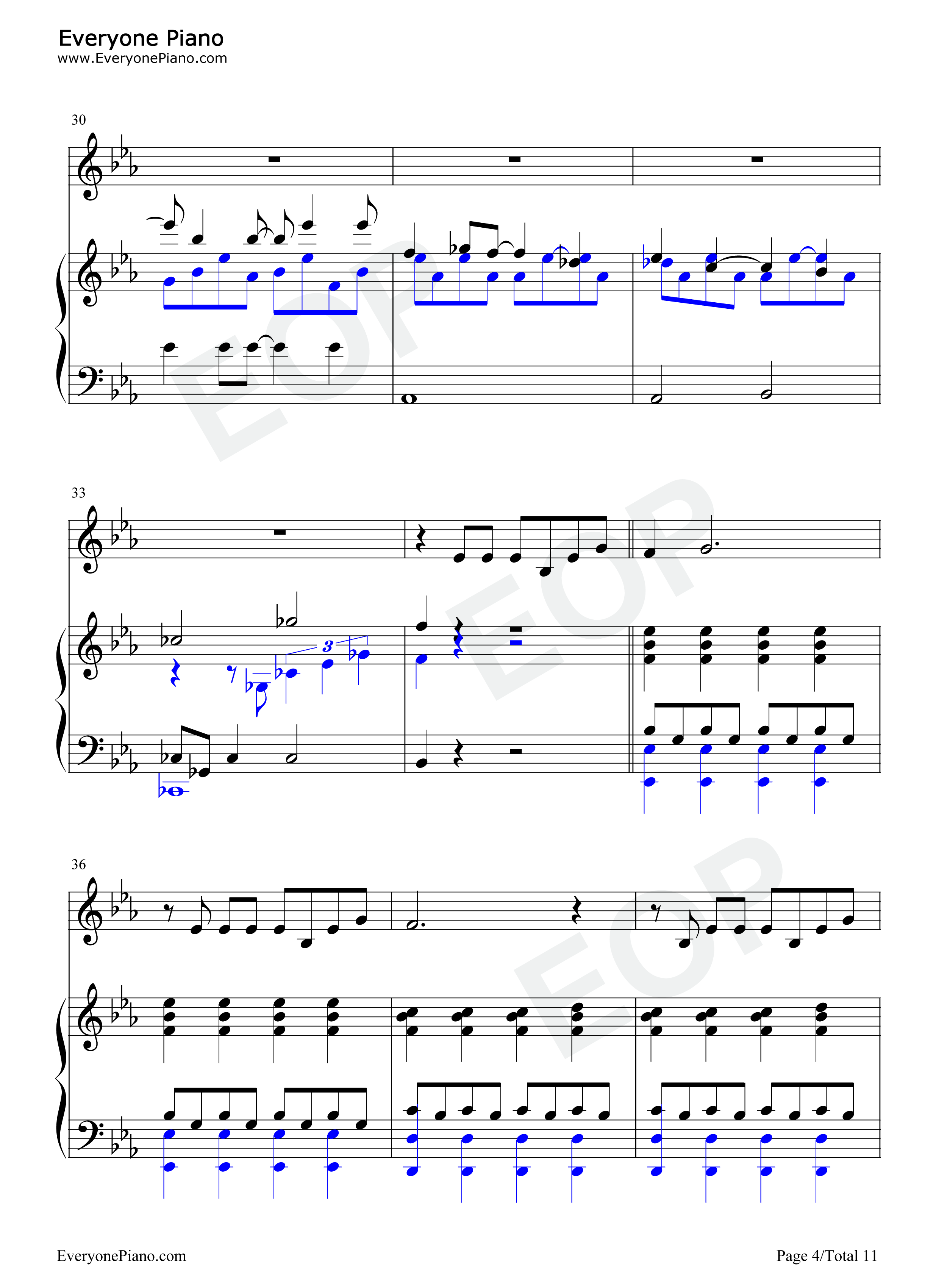 Free Sheet Music For Piano Do You Want To Build A Snowman