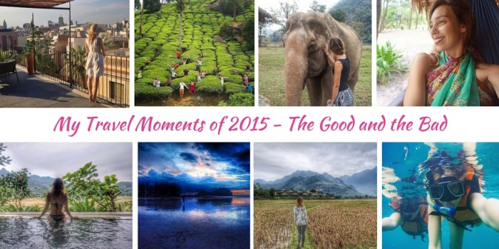 My Best Travel Moments of 2015