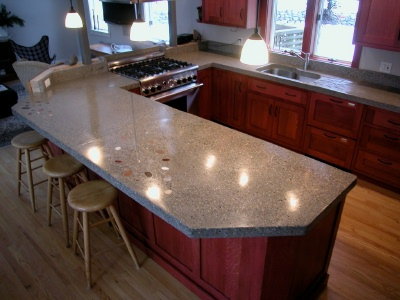 Concrete Countertops Learn About