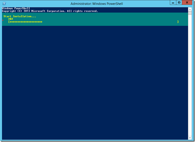 Installing an Enterprise Root CA on Windows 2012R2 (2/6)