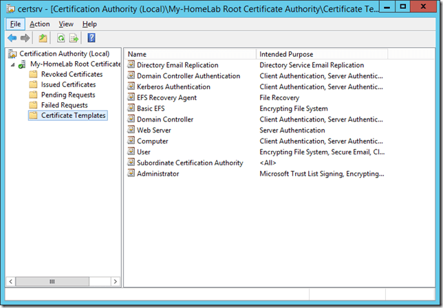 Creating the vmware ssl cert template everything virtual 22 11 2013 16 02 45thumb1 yelopaper Image collections