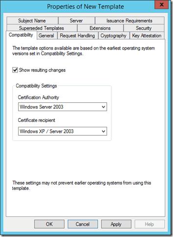 Creating the vmware ssl cert template everything virtual 22 11 2013 16 06 41thumb2 yadclub Choice Image