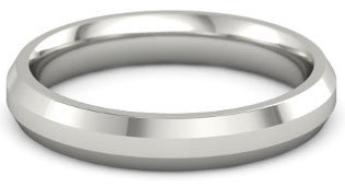 Knife Edge Wedding Bands The Handy Guide Before You Buy