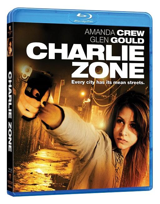 CHARLIE ZONE blu-ray 3D