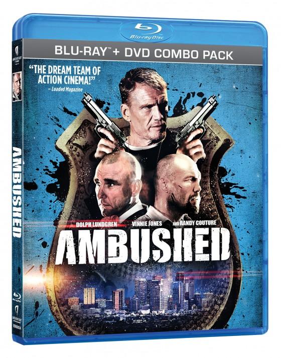 Ambushed blu-ray 3d