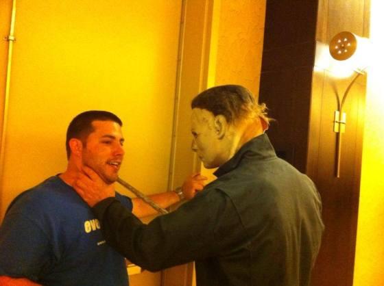 """Sorry! You could definitely take Jason"""