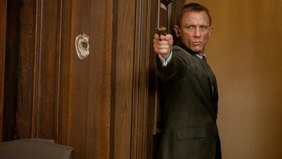 SKYFALL, Daniel Craig as James Bond, 2012. ph: Francois Duhamel/©Columbia Pictures/courtesy Everett
