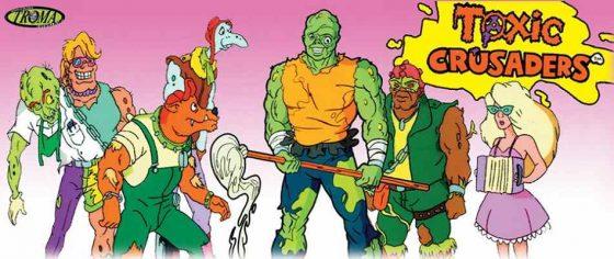 toxic-crusaders-cast-photo