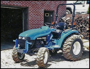 New Holland TC 29 Tractor  Specs  Attachments