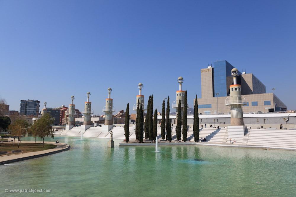 Resultado de imagen de parc de l'espanya industrial