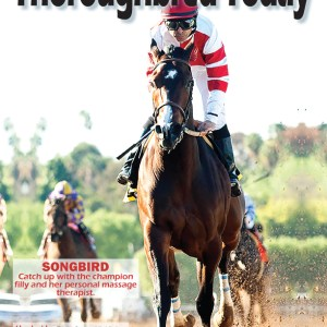 Thoroughbred Today July 2016 Cover