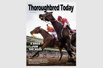 Thoroughbred Today January 2017