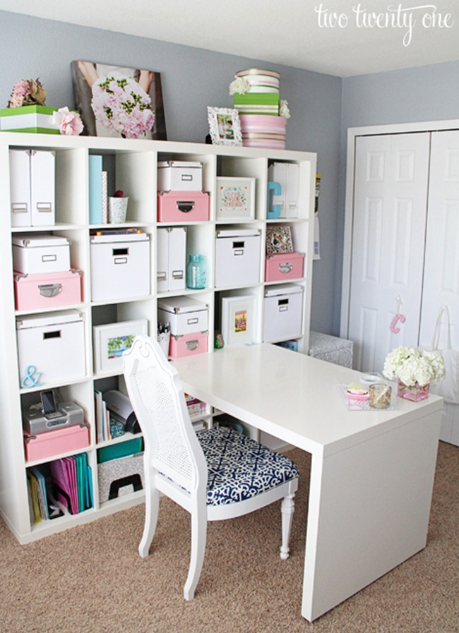 Home Office Amp Craft Space Two Twenty One