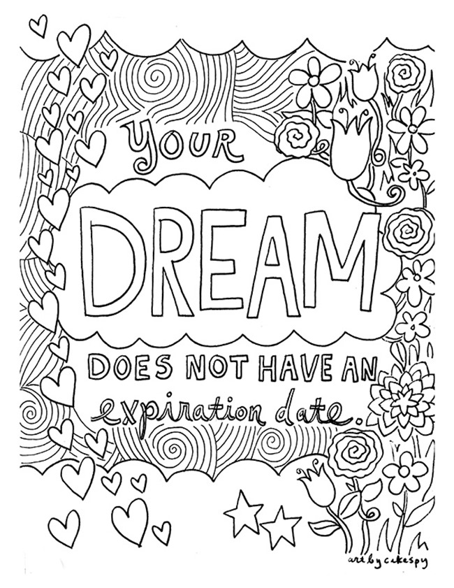 Printable Coloring Pages For Adults 15 Free Designs Everythingetsy Com