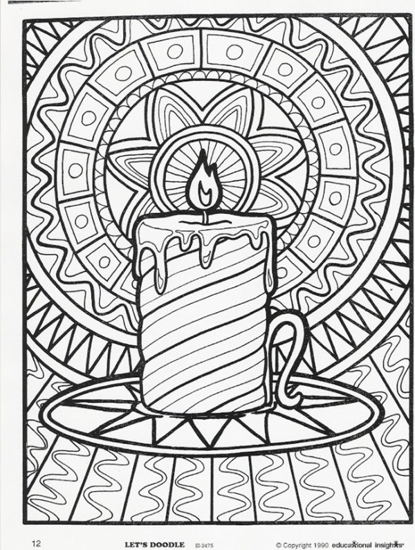 christmas coloring pages printable free # 29