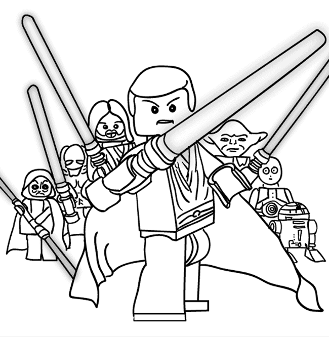 star wars coloring pages aneatk